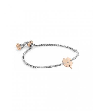 Nomination Milleluci Four-Leaf Clover Joia Pulseira Mulher 028004/006