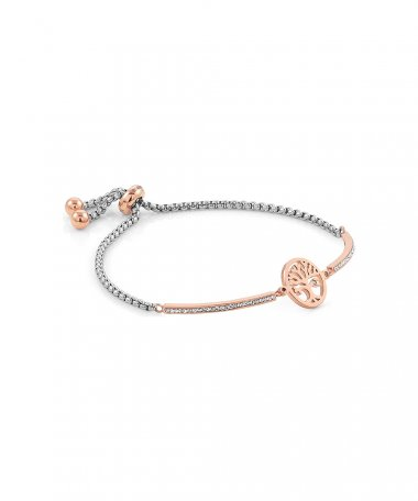Nomination Milleluci Tree of Life Joia Pulseira Mulher 028005/017