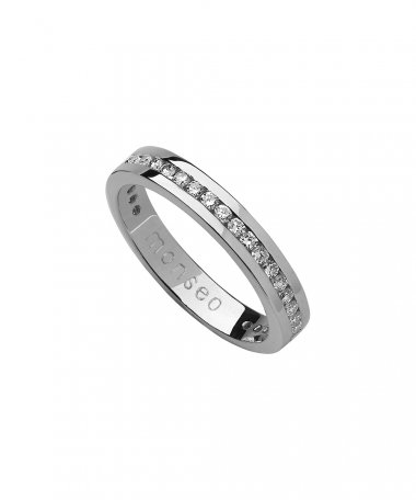 Monseo Moments Joia Anel Mulher Ouro 19.2K e Diamantes AN0627A