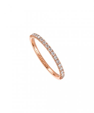 Monseo Moments Joia Anel Mulher Ouro 19.2K e Diamantes AN2458A
