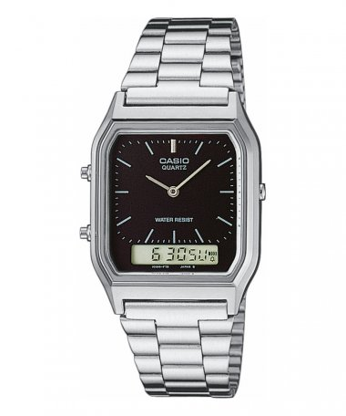 Casio Collection Vintage Edgy Relógio AQ-230A-1DMQYES