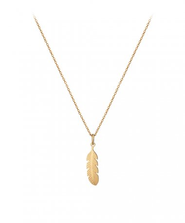 Omnia Ethno Feather Joia Colar Mulher C1501-D-1-0