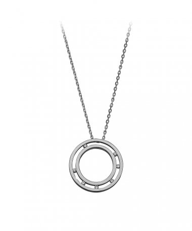 Monseo Moments Joia Colar Ouro 19.2K e Diamantes Mulher CO2278
