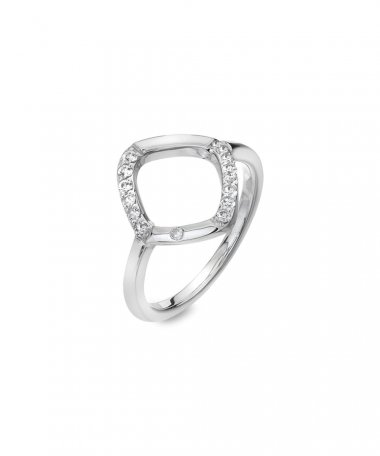 Hot Diamonds Behold Joia Anel Mulher DR217