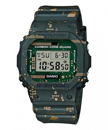 Casio G-Shock Limited Edition Carbon Core Guard Pack Relógio Homem DWE-5600CC-3ER