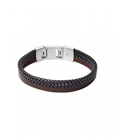 Fossil Duo Joia Pulseira Homem JF03180040