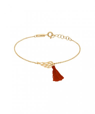 Monique Aile d´Ange Joia Pulseira Ouro 19.2K Mulher MQ19EPL000268D