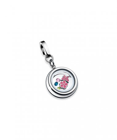 One Energy for Life Joia Charm Mulher Spring OJEBC706