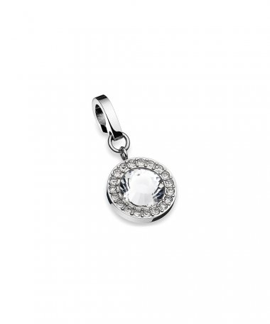 One Energy for Life Joia Charm Mulher Crystal OJEBC903
