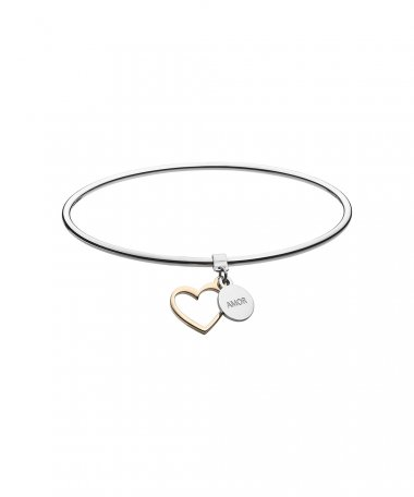 One Energy Blessing Amor Joia Pulseira Bangle Mulher OJEBMBA01