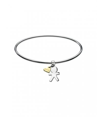 One Energy Blessing Menino Joia Pulseira Bangle Mulher OJEBMBB01