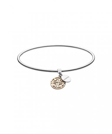 One Energy Blessing Prosperidade Joia Pulseira Bangle Mulher OJEBMBP01
