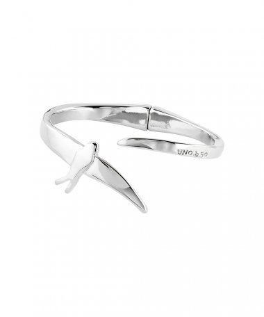 Uno de 50 Japan Come Fly with Me Joia Pulseira Bangle Mulher PUL1894MTL0000M