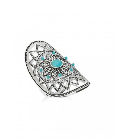 Thomas Sabo Dream Catcher Joia Anel Mulher TR2091-646-17