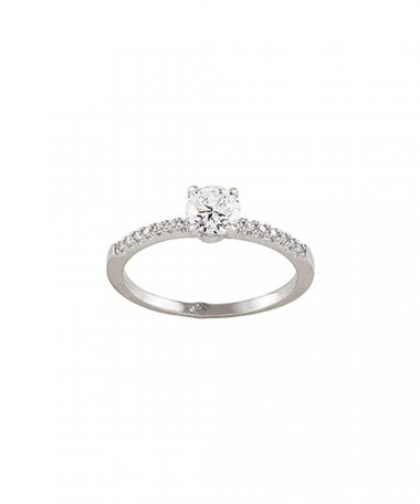 Unike Jewellery Classy Solitaire I Joia Anel Mulher UK.AN.1206.0065