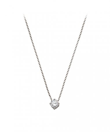 Unike Jewellery Classy Solitaire Joia Colar Mulher UK.CL.1202.0002