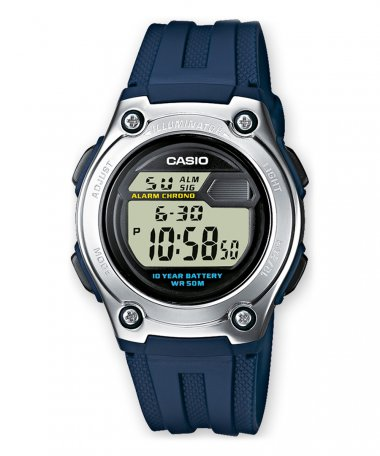 Casio Collection Relógio W-211-2AVES